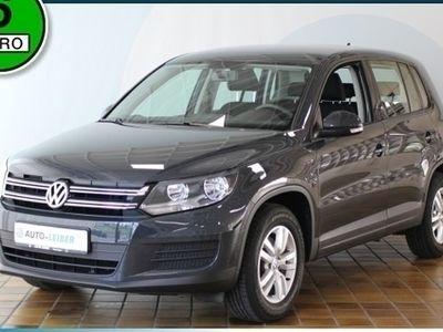 gebraucht VW Tiguan 1.4 TSI BMT Navi/PDC/SHZ/Tempomat (Klima Einparkhi