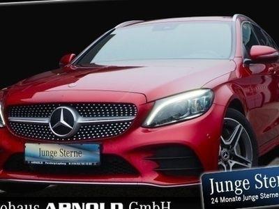 gebraucht Mercedes C300 T AMG Line Business Assistenz-P. AHK Navi