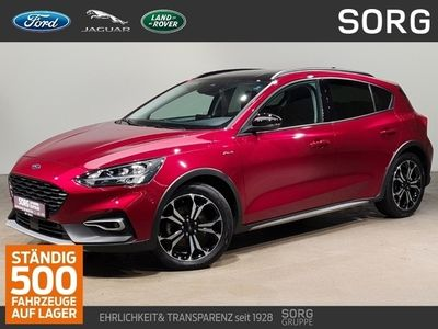 """gebraucht Ford Focus 1.5 EcoBoost Active*iACC*18""""ALU*"""