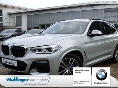 gebraucht BMW X3 xDr.30d.M Sport Standh.ACC Lenkradh.Ha/Ka.DAB