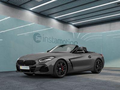 gebraucht BMW Z4 M Z4 M40i Head-Up HK HiFi DAB LED WLAN RFK Shz