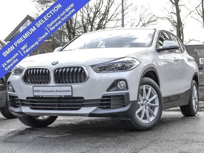 gebraucht BMW X2 sDrive20i Advantage Steptronic Navi Klimaaut