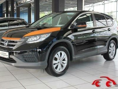 gebraucht Honda CR-V 2,0 V-TEC AUTOM. COMFORT 4WD NAVI