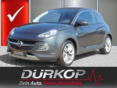 gebraucht Opel Adam Rocks 1.2 Faltdach Sitzhzg Bluetooth Tempomat