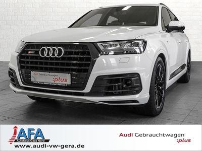 gebraucht Audi SQ7 4,0TDI qu. tiptronic AHK,PanoD,Navi+,BOSE