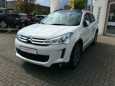 gebraucht Citroën C4 Aircross e-HDi 115 Stop & Start 2WD Selection