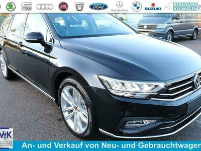 gebraucht VW Passat Variant Elegance HIGH 2.0 TDI SCR 200PS/147kW DSG7 2021