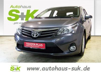 käytetty Toyota Avensis 2.0 D-4D Combi Life Multimed.Audio-Touch