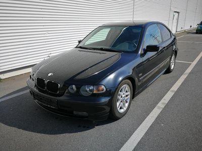 gebraucht BMW 316 Compact TI mit 1.8i
