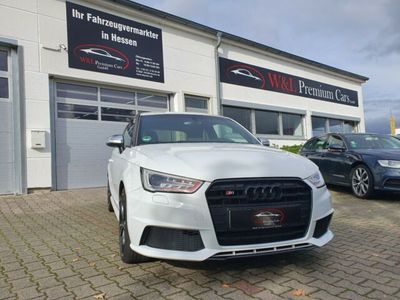 gebraucht Audi S1 2.0 TFSI quattro-NAVI/TEMPO/SHZ/LEDER