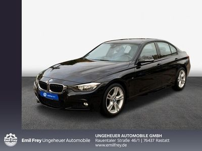 gebraucht BMW 316 d Limousine M Sportpaket Tempomat USB Klima