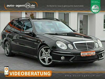 gebraucht Mercedes E63 AMG T Avantgarde Luft/Memo/Glasdach/Kamera als Kombi in Dresden
