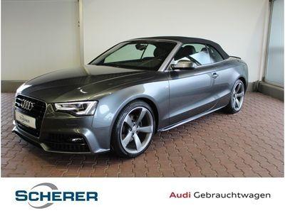 gebraucht Audi A5 Cabriolet 2.0 TDI qu. S line LM,XENON,PDC,NAVI,SHZ