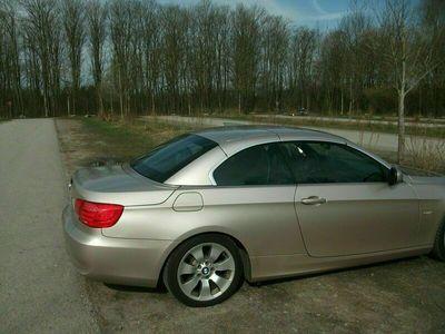 gebraucht BMW 320 Cabriolet d AutomatikNavi/Xenon/Leder/...