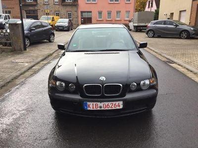 gebraucht BMW 316 ti Compact E46 NUR EXPORT
