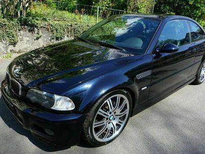 gebraucht BMW M3 SMG* Coupe* Erstlack* Top Zustand!