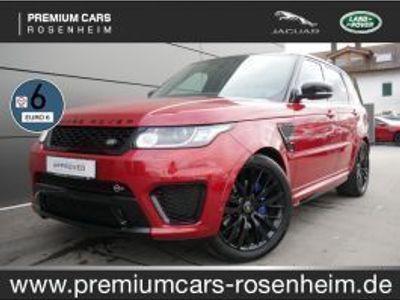 gebraucht Land Rover Range Rover Sport 5.0 SVR EURO 6