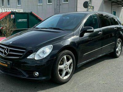 gebraucht Mercedes R350 R -KlasseCDI L 4-Matic *AUT.*PDC*NAVI