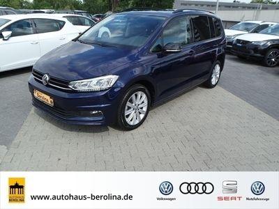 gebraucht VW Touran 1.8 TSI Highline DSG *PANO*NAVI*STANDH*