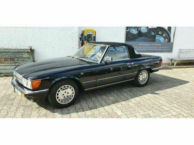 gebraucht Mercedes 560 SLR 107 perfekter Zustand, EU-Umrüstung er