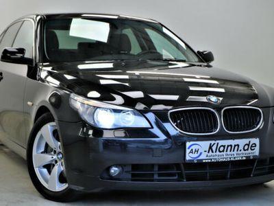 gebraucht BMW 535 d 3.0 272 PS Automatik Navi Xenon el.sitze