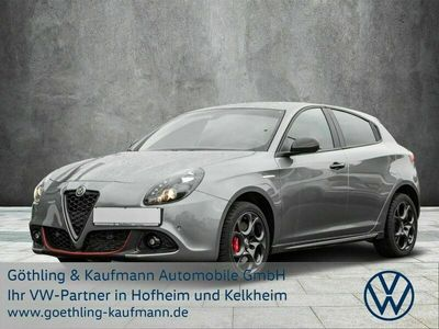 gebraucht Alfa Romeo Giulietta 1.4 TB 16V 88KW*Carbon Optik*Kamera*DAB*BT*SHZ* S