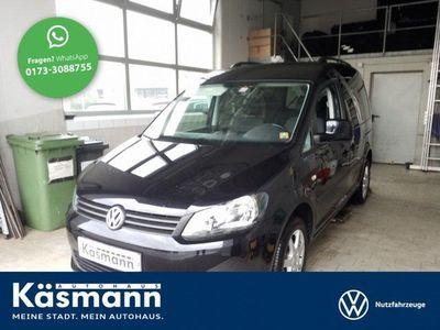 gebraucht VW Caddy Kombi 1.2 TSI Team Navi*PDC*Sitzhz.*Klima