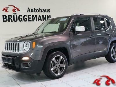 gebraucht Jeep Renegade 1,4 MULTIAIR 2WD LIMITED AUTOMATIK MJ 2