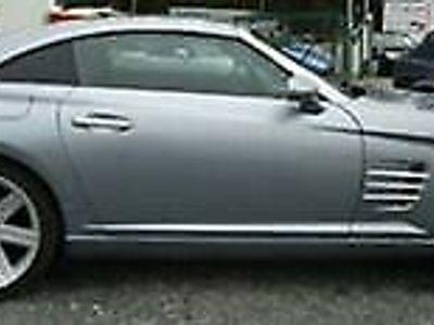 gebraucht Chrysler Crossfire Silverline Automatik LPG Anlage