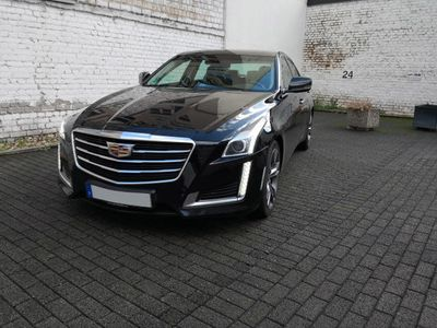 gebraucht Cadillac CTS 2.0 Turbo AT Luxury