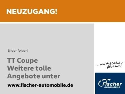 gebraucht Audi TT Coupe 2,0 TFSI quattro