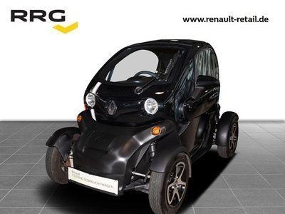 gebraucht Renault Twizy TwizyBLACK SPORT EDITION Mietbatterie, Flügel-T