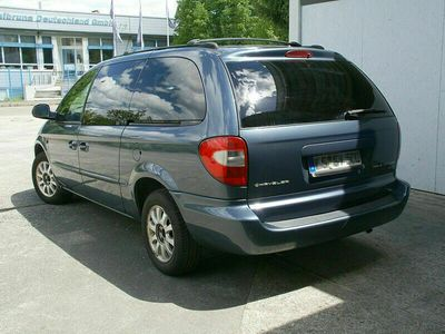 gebraucht Chrysler Grand Voyager 3.3 LX