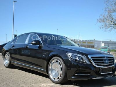 gebraucht Mercedes S600 MaybachChauffeur-Paket