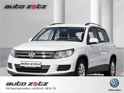 gebraucht VW Tiguan Trend & Fun + 2.0 TDI Navi