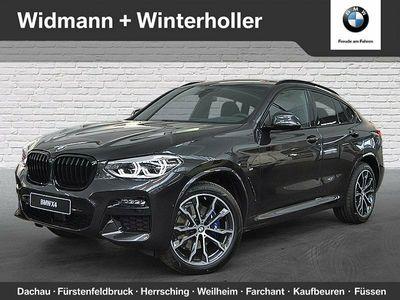 gebraucht BMW 725 X4 xDrive30d M Sport AHK LREUR brutto o.Anz