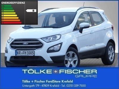 gebraucht Ford Ecosport Trend 1.0 EcoBoost