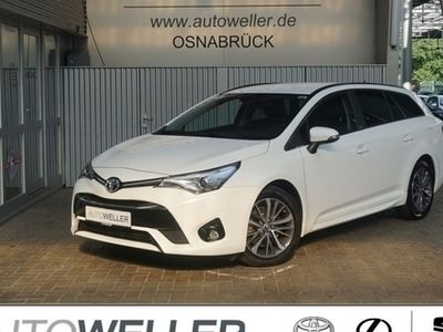 gebraucht Toyota Avensis Touring Sports 2.0 D-4D Edition-S