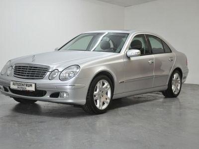 gebraucht Mercedes 500 Elegance*Navi*Leder*Shz*Schiebedach*Alu
