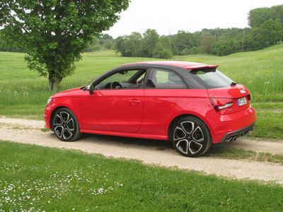 gebraucht Audi S1 quattro Xenon Klima Navi Garantie 2/2020