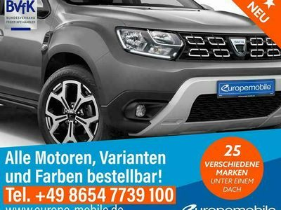 gebraucht Dacia Duster Comfort TCe 90 (D4)