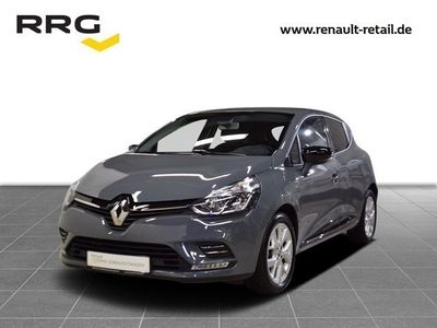 gebraucht Renault Clio 4 0.9 TCE 90 ECO² LIMITED DELUXE LIMOUSINE