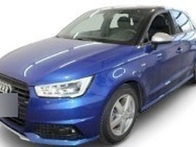 gebraucht Audi A1 Sportback A1 1.4 TFSI sport S line MMI NAVI