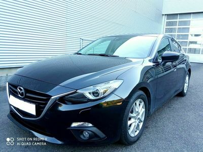 gebraucht Mazda 3 SKYACTIV+NAVI+BOSE+XENON+PDC+SHZ