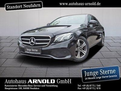 gebraucht Mercedes E220 Avantgarde LED-Scheinw. Navi Kamera DAB Autom.