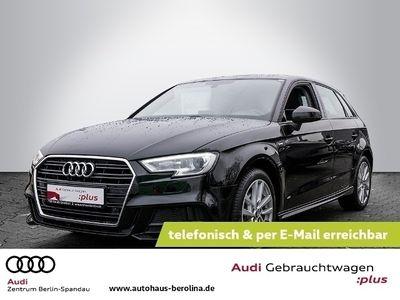 gebraucht Audi A3 Sportback 35 TFSI S line S tronic *NAVIplus*GRA*SHZ*