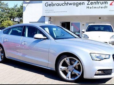 gebraucht Audi A5 2.0 TDI EU6 DPF multitronic S-LINE Exterieur