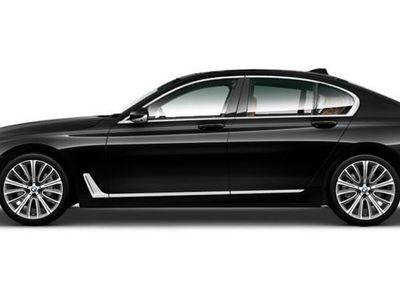 gebraucht BMW 730 d xDrive Limousine / Navi/HeadUp/20''LMR/Harm