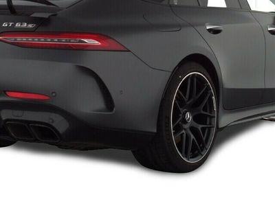 gebraucht Mercedes AMG GT 63 S 4Matic+ Night 3D-Sound Aktivsitze SHD