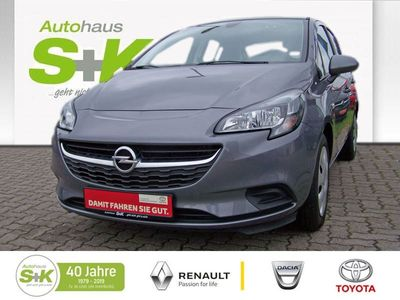gebraucht Opel Corsa ENJOY 1.4 *Klima* * Bluetooth*